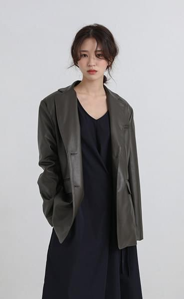 classic leather standard jacket