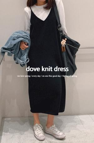 Dove Knit Dress