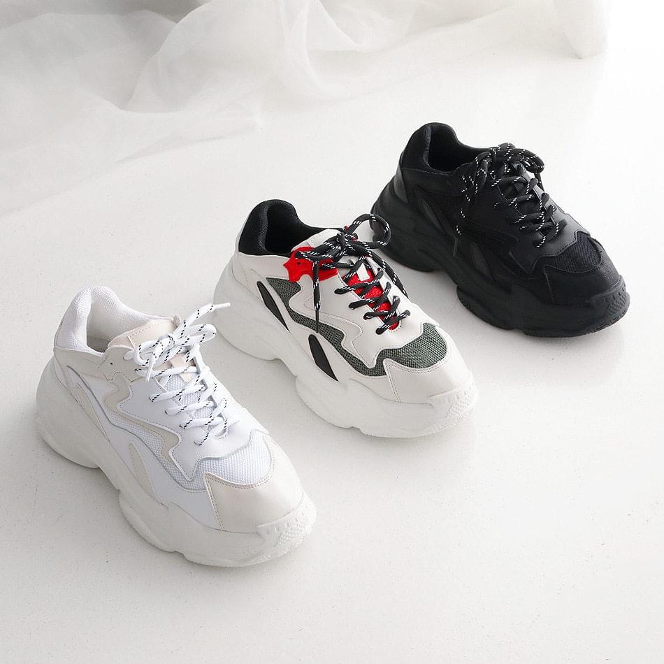 Melaron Ugly sneakers 5cm