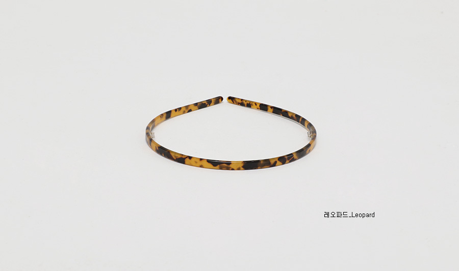 Day leopard hair-band_K