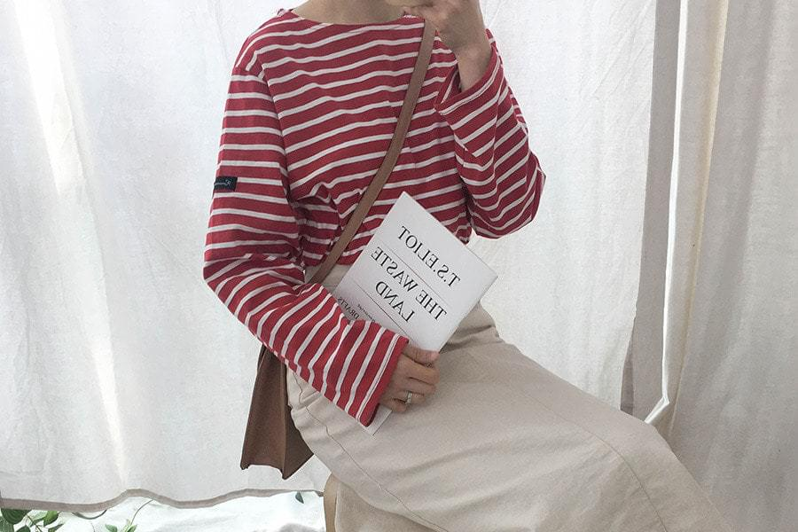 Striped Charming Dale T-shirt