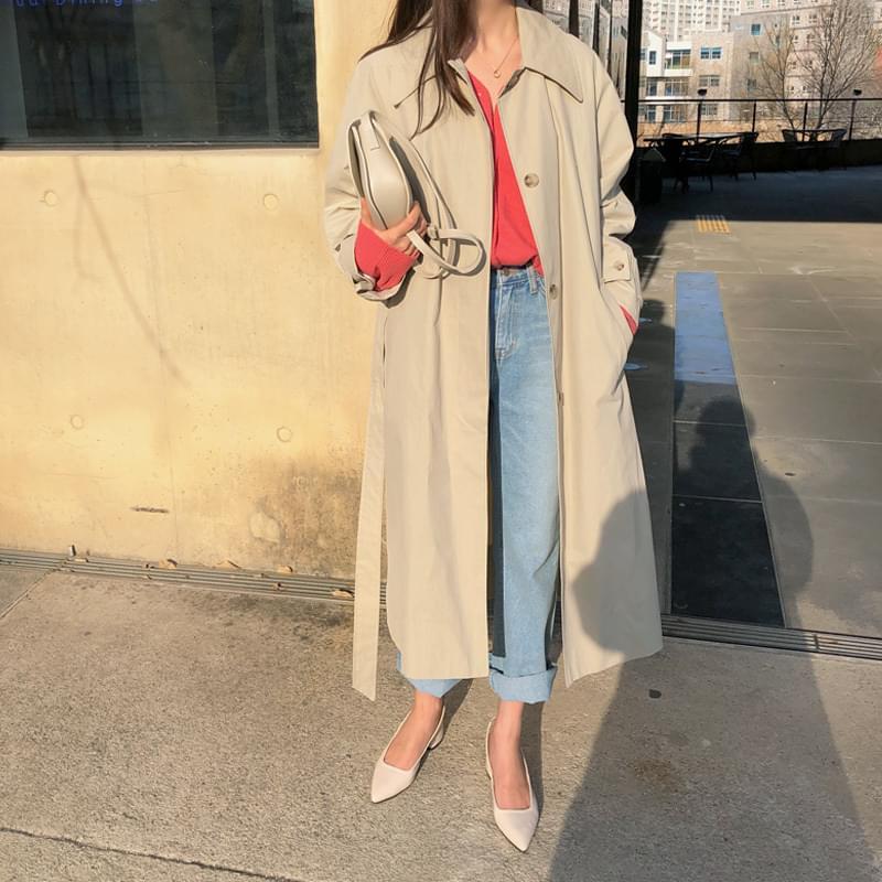 Anthru bby coat Beige