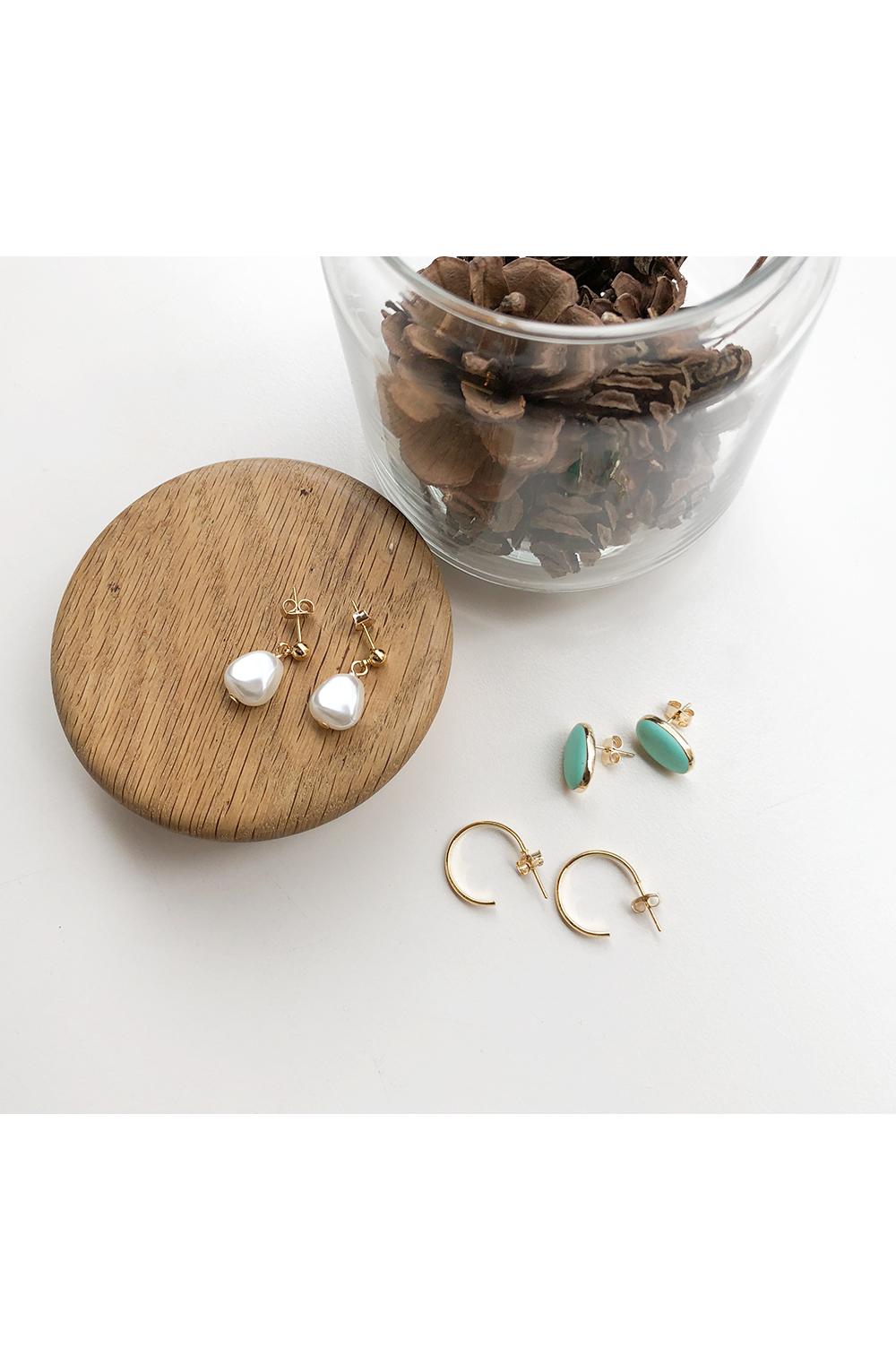 Yogi early earrings SET