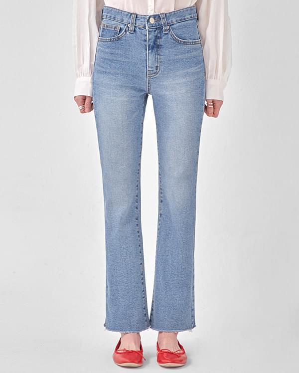 well slim boots cut pants (25-29)
