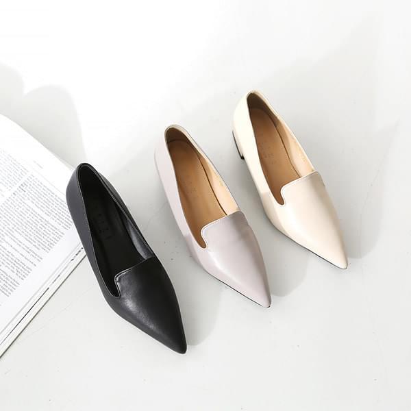 Veraup Stiletto Loafers