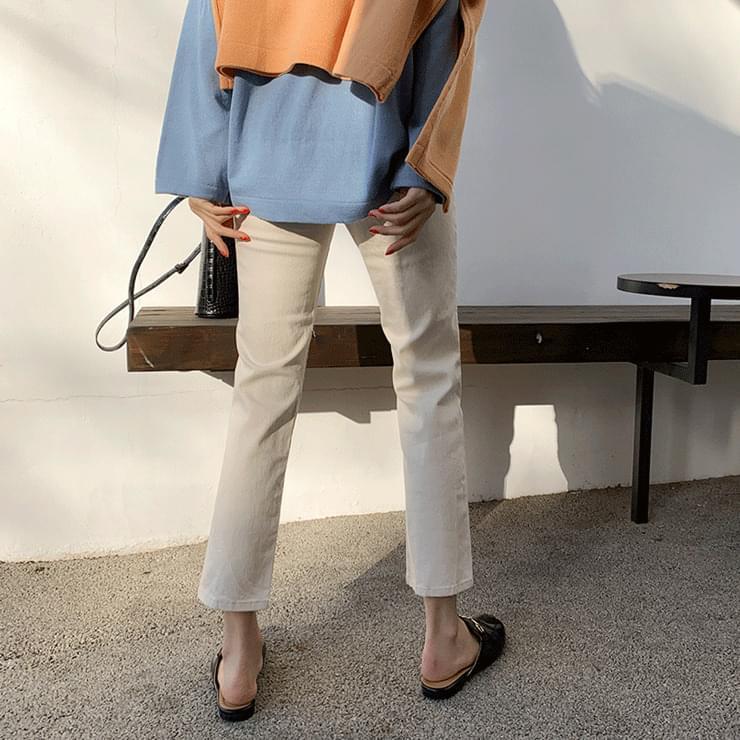 Mound Date Cotton Pants