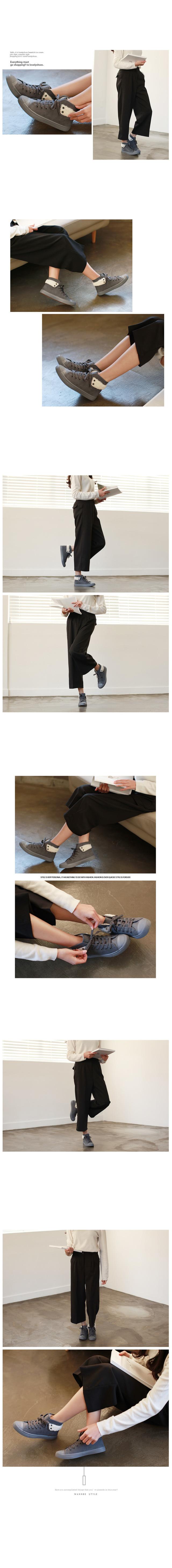 Jettie High Top Sneakers 2cm
