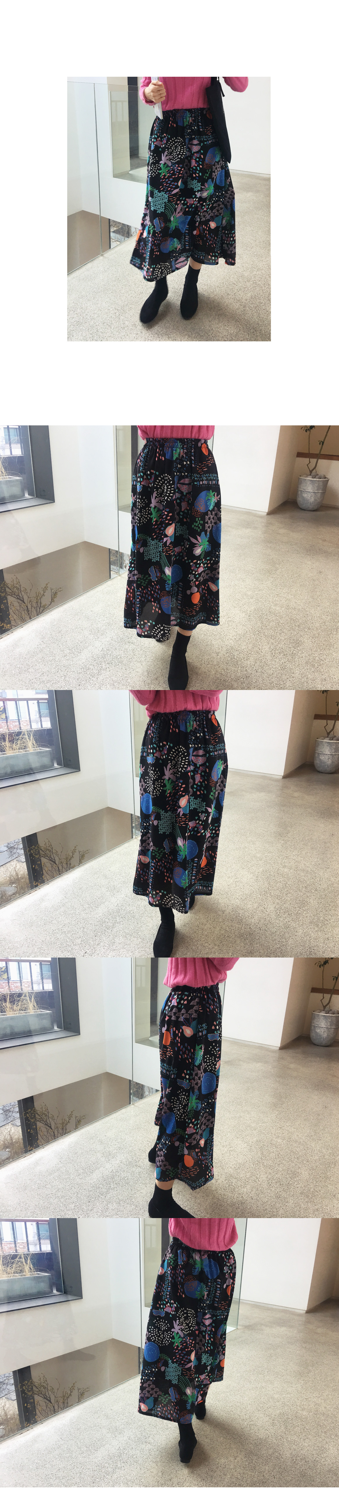 Picture country skirt