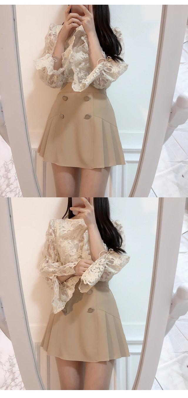 Glory Lace blouse