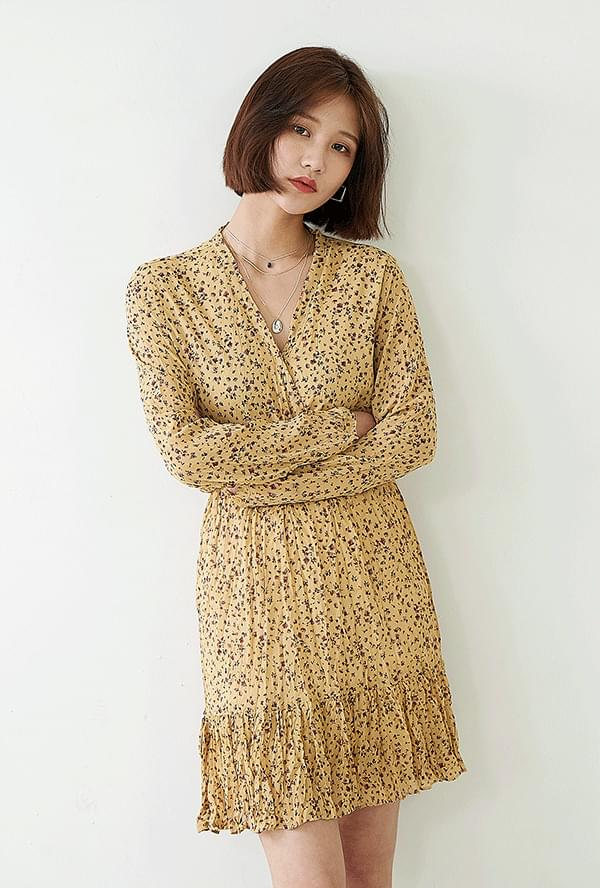 Louen Den Vine Flower Dress