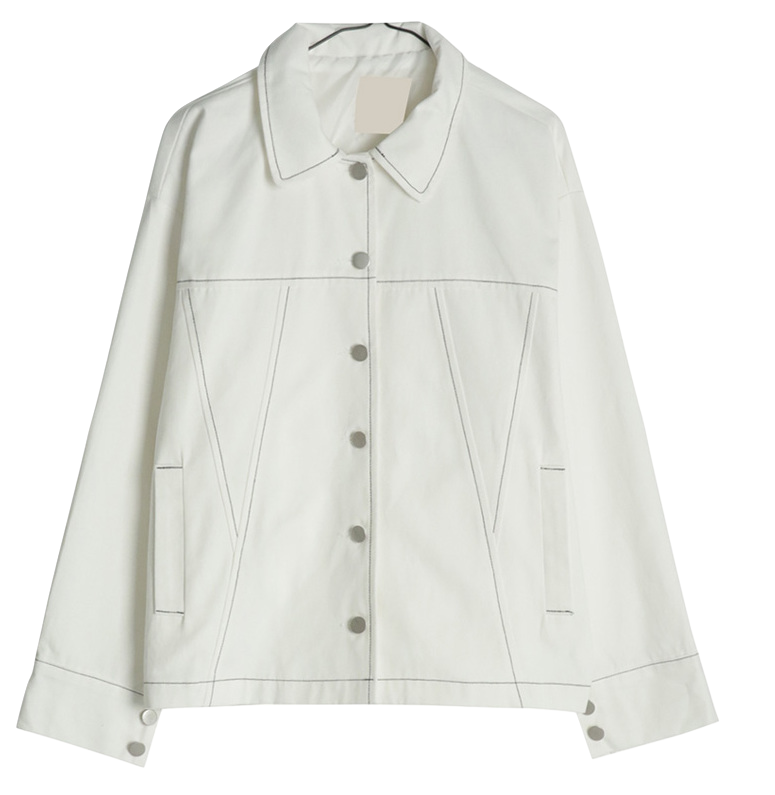 Holly Stitched Jacket