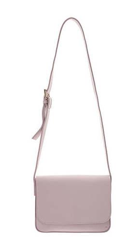 Genoese square shoulder bag