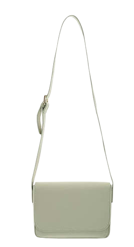 Genoese square shoulder bag
