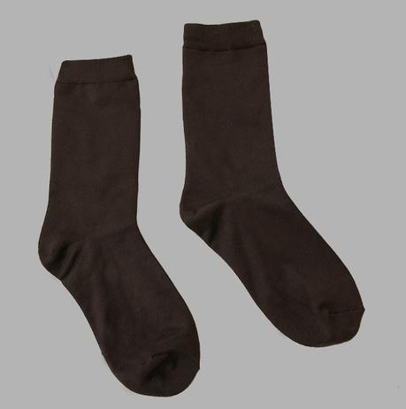 Rayon Span Long Socks
