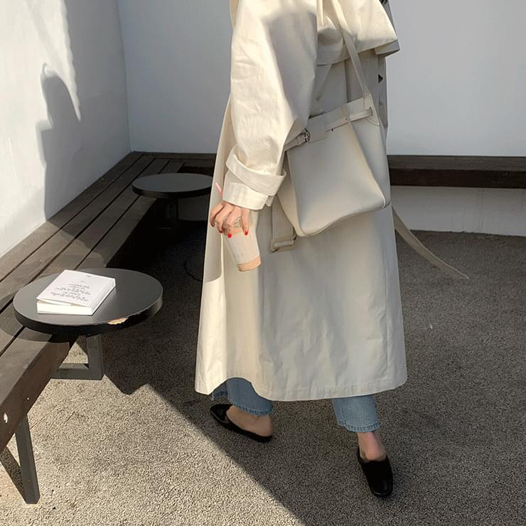 Edition Over Buffet Trench Coat