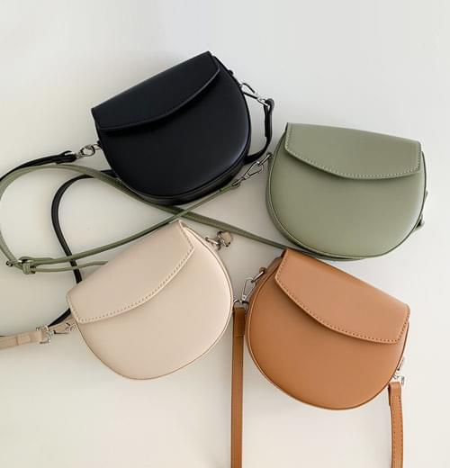 Round Mini Cross Bag