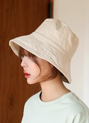 Canvas bucket hat