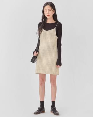 wafer minimal tweed ops