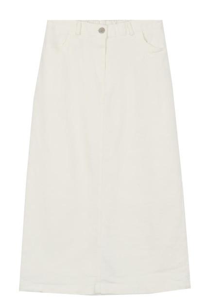 Dona Ban Bending H Long Skirt