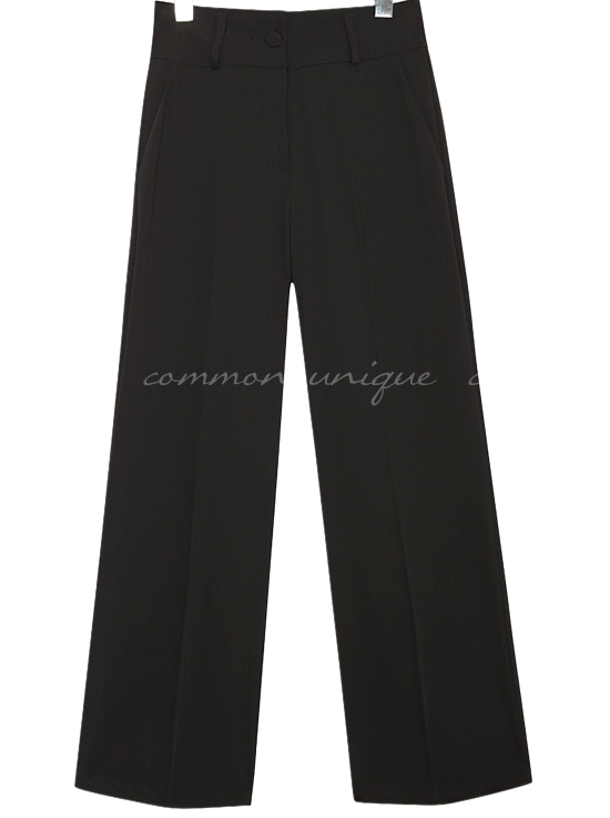 COOL SEMI WIDE SLACKS