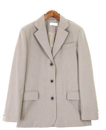 Tiered single jacket