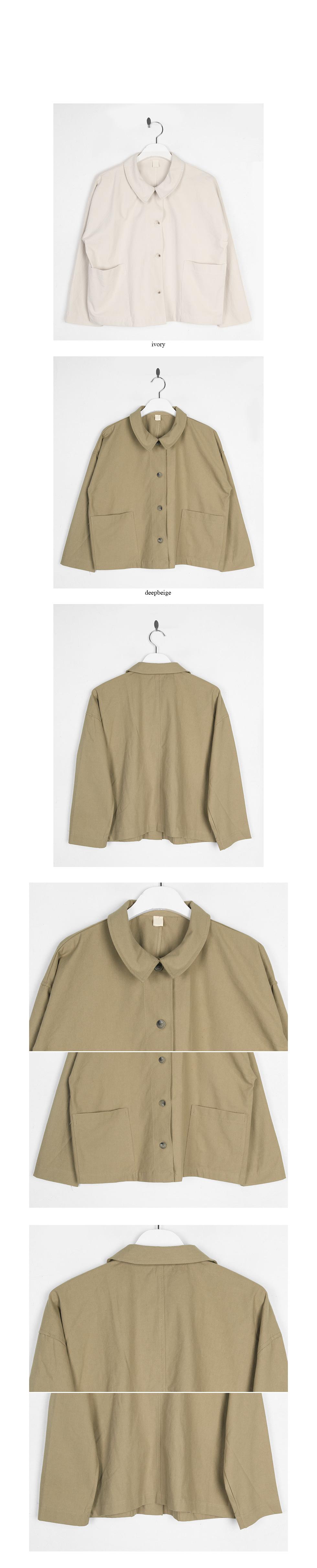 patch pocket over jacket