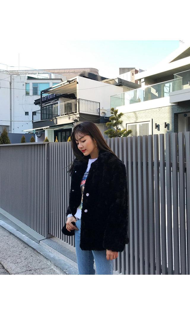 Mimi fur jacket
