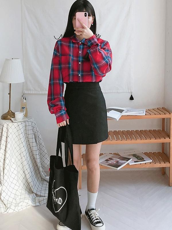Love Love Bending Skirt