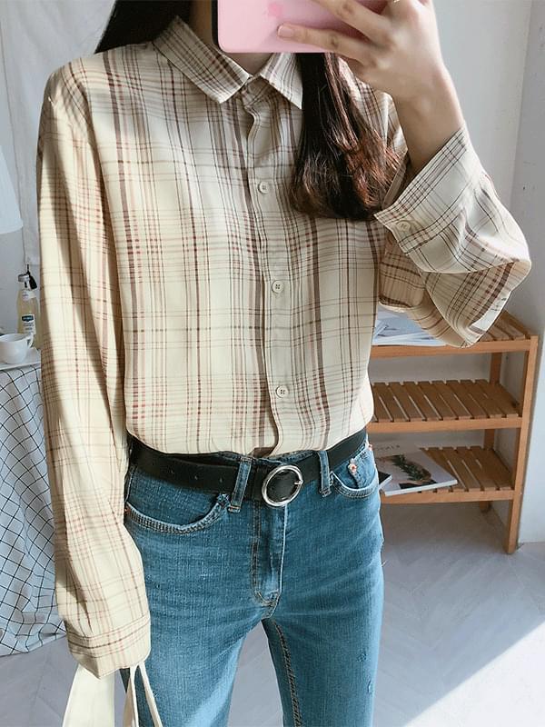 Gladi check shirt