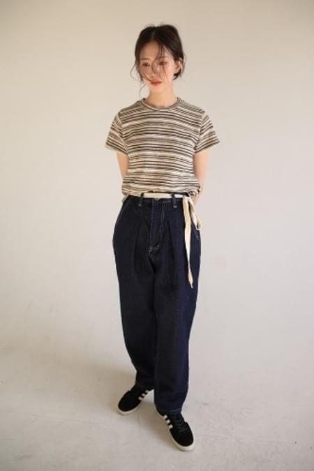 cotton belt wide denim