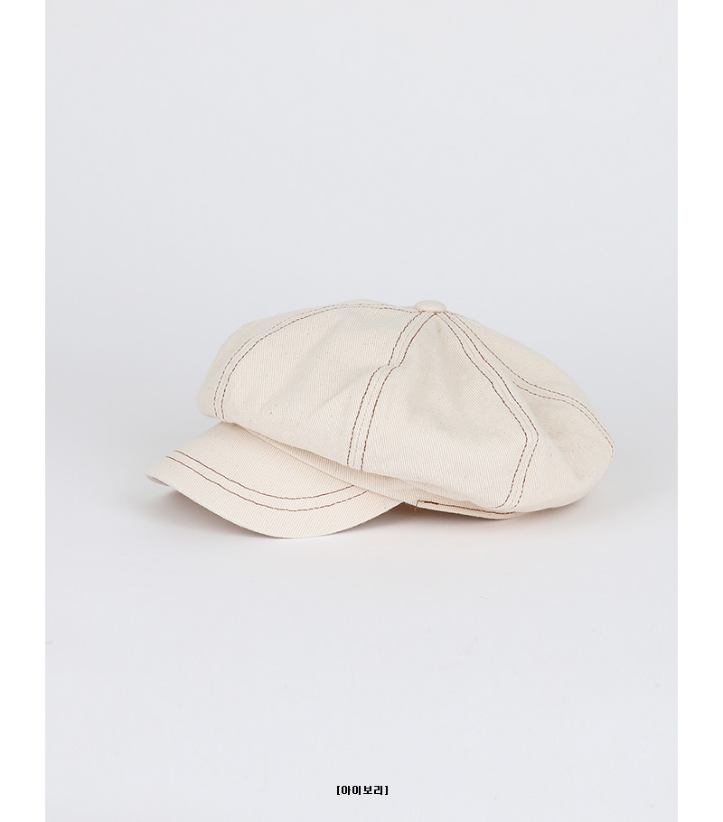 basic stitch madoros hat