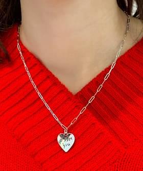 Antique Love Necklace