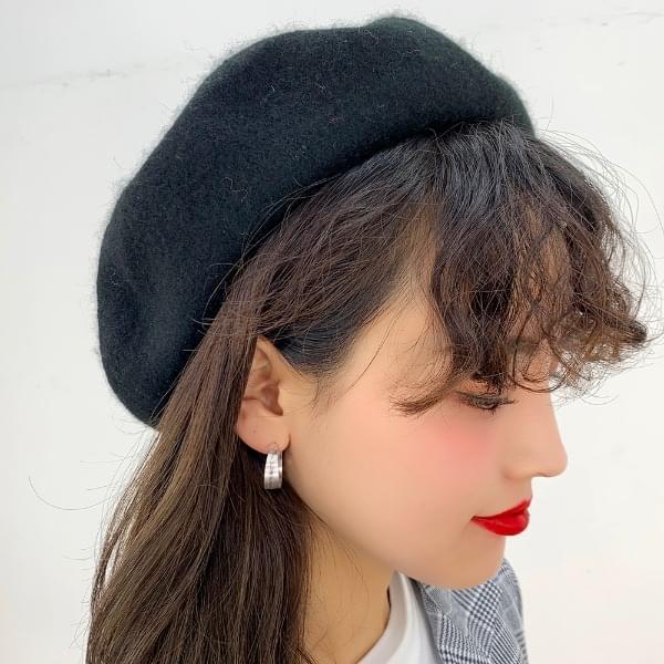 Twin Ring Earrings