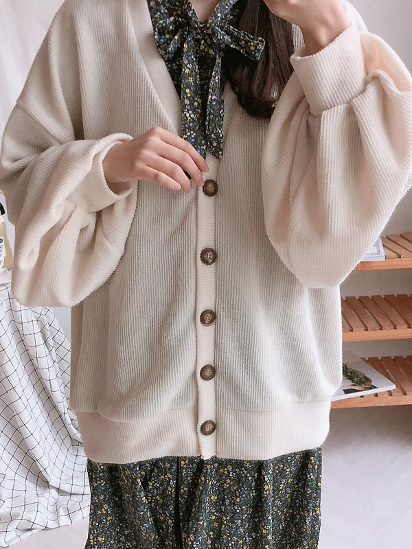 Deer Dolce knit cardigan