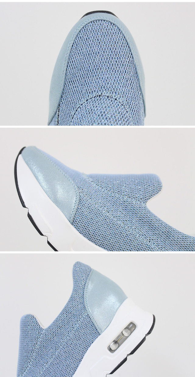Junia Kinoopai Air Sneakers 6cm