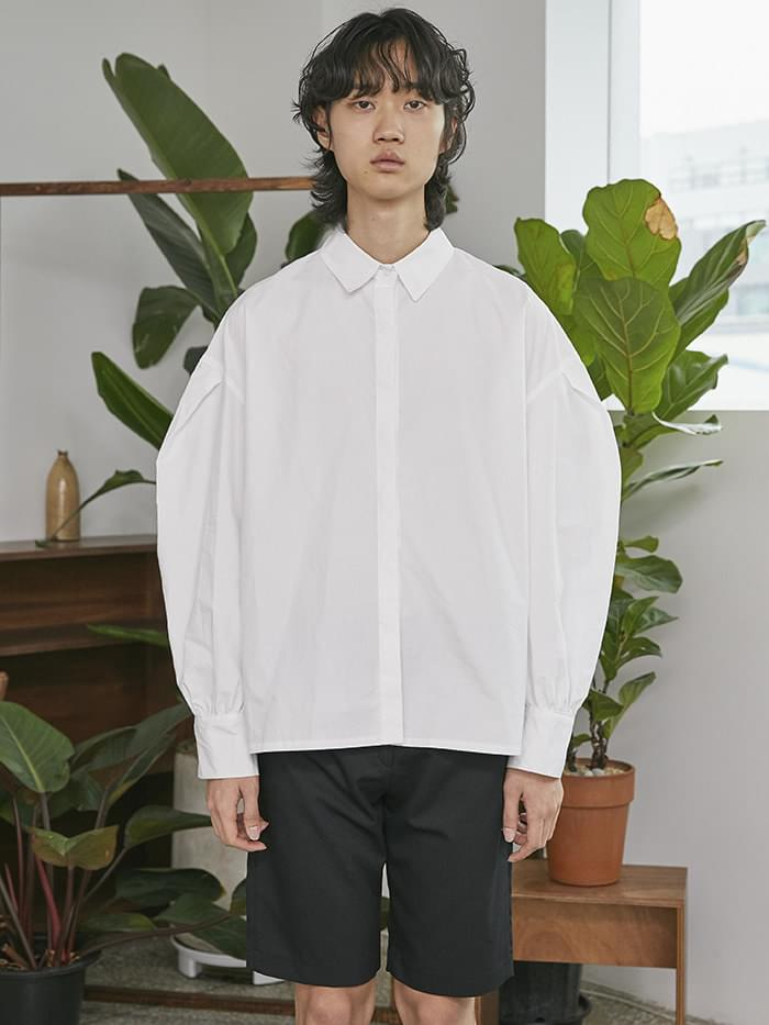 loose-fit balloon shirts - UNISEX