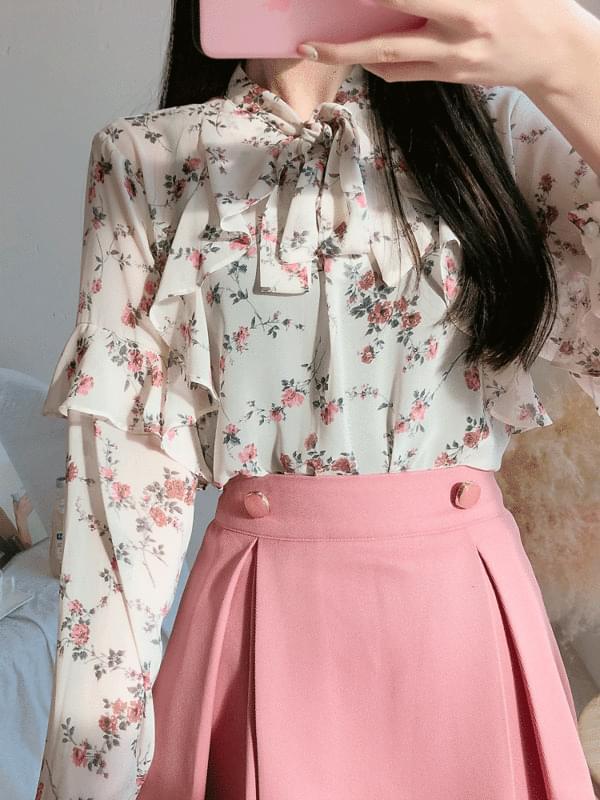 Wonderful pizzone blouse
