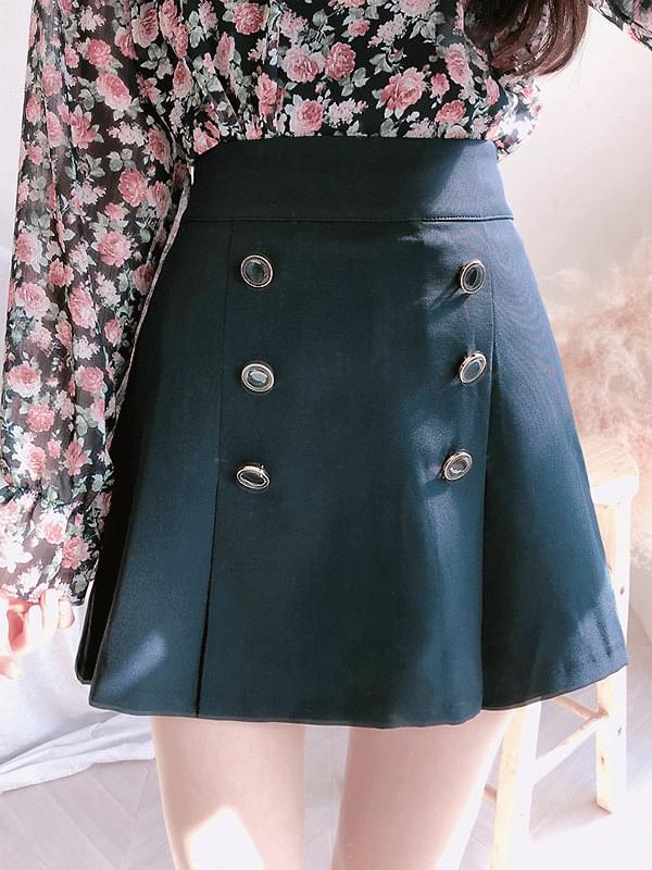 Janie Wrap Bending Skirt