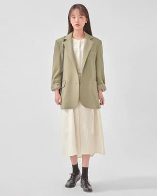 elin over fit standard jacket
