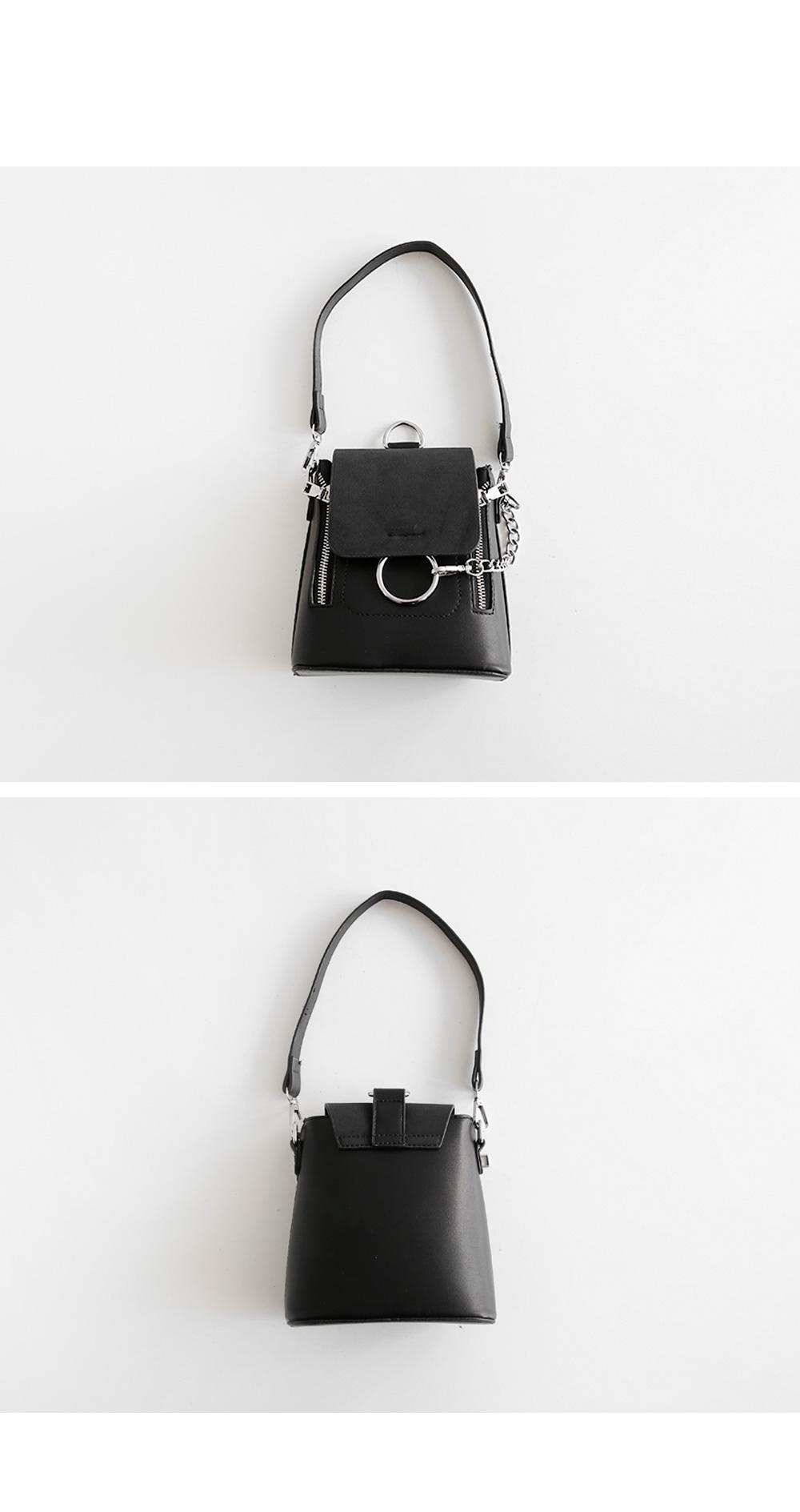 O-ring Mini Cross Bag