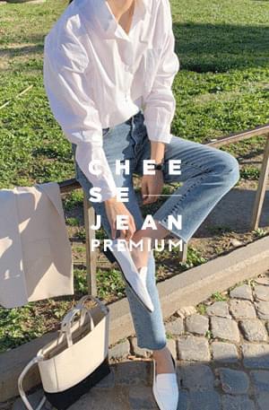 Cheese Premium Jean (ver.걸프렌드핏)