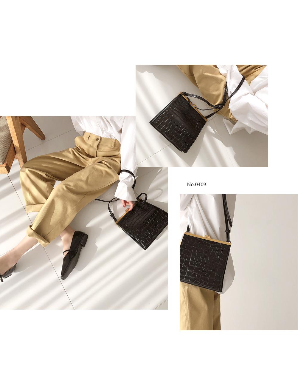 DeKid one-touch shoulder bag