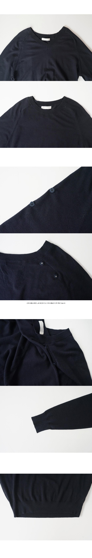 clean texture set knit