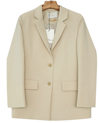 MMMM / SIDE BENT Single Jacket