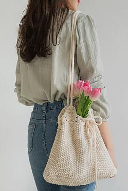 Hepburn Knit Bag