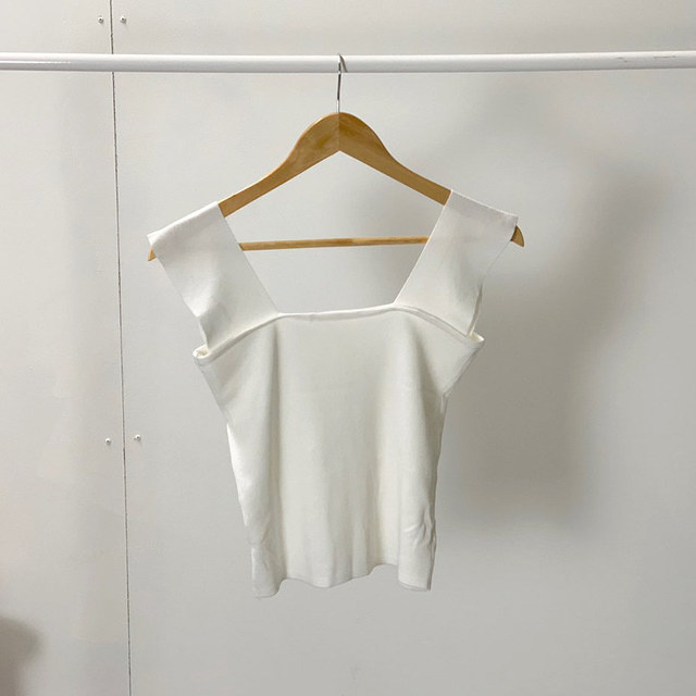 All Basic Button Knit Naci