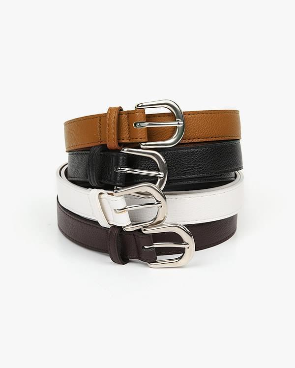 classy simple belt