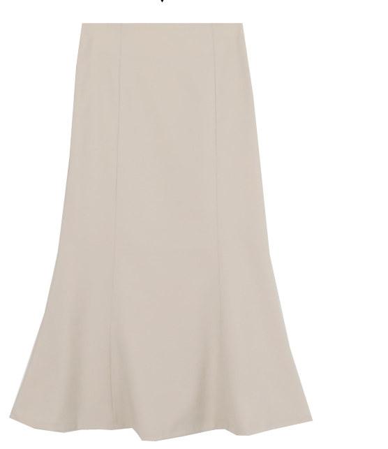 Long Mermaid Long Skirt