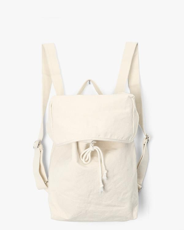 ocean cotton daily backpack
