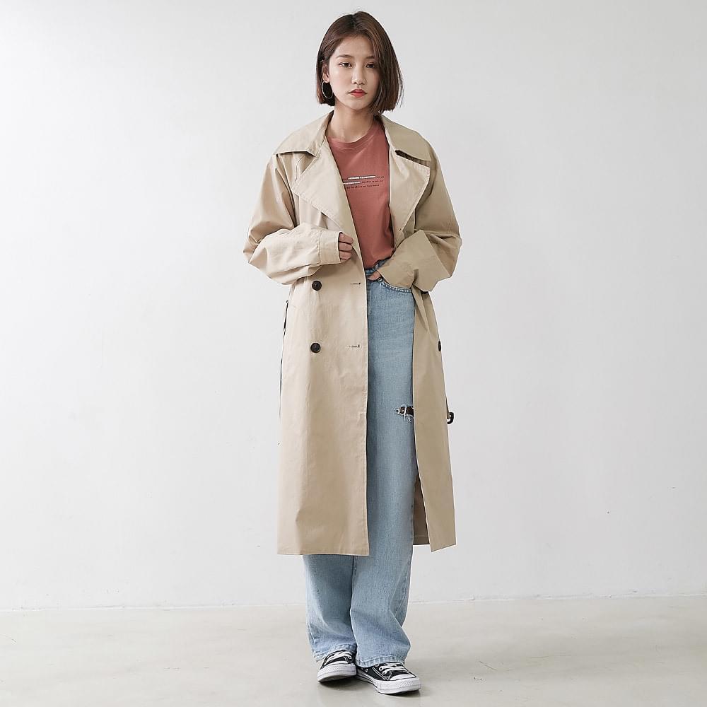 Birkin trench coat